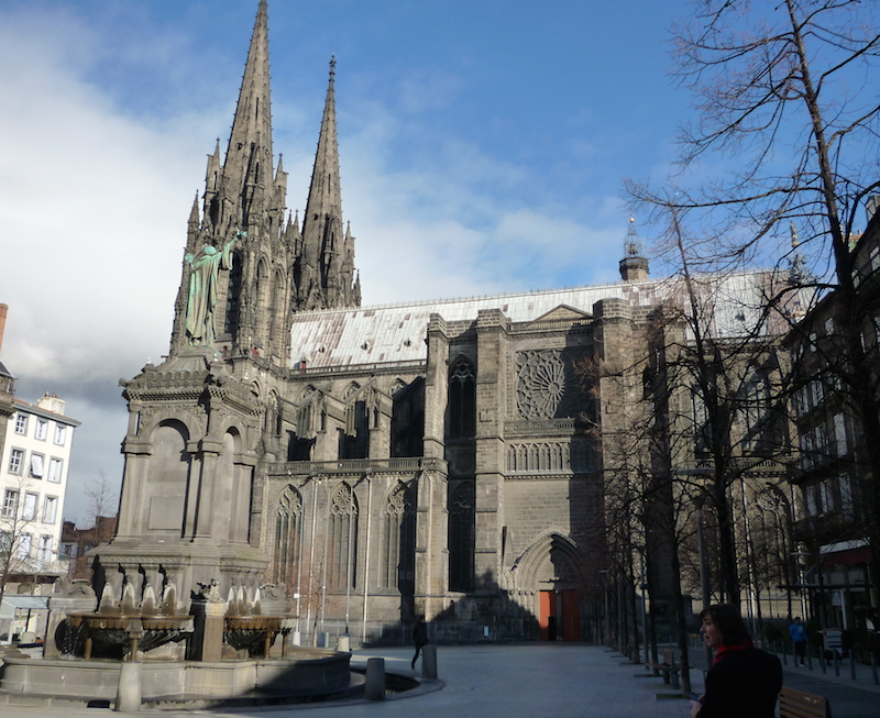 Clermont Cathedral (Exterior)